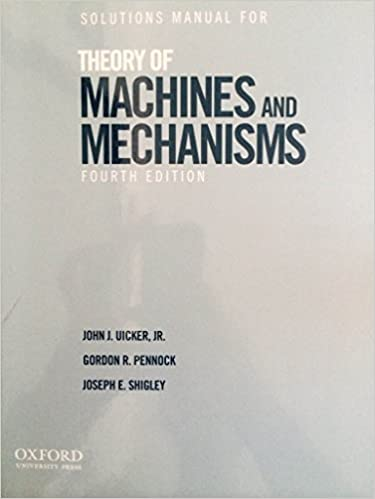 Amazon solutions manual for theory of machines and mechanisms b solutions manual for theory of machines and mechanisms b 4th edition fandeluxe Gallery
