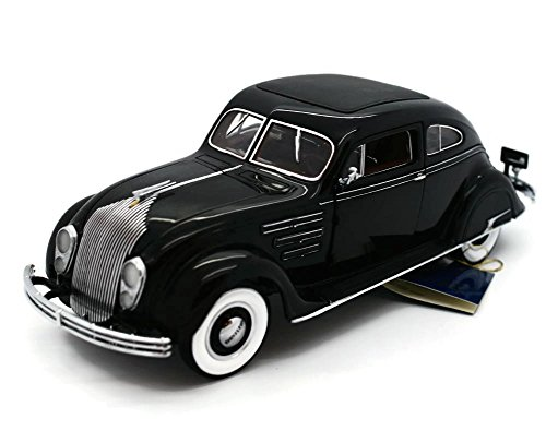 FRANKLIN MINT 1934 Chrysler Airflow Limited Edition Diecast 1:24 Scale (Collectible Cars Franklin Mint)
