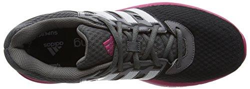 adidas Damen Galaxy 2 Laufschuhe, Bunt Pink (Pink (Bold Pink/Core Black/Ftwr White)Bold Pink/Core Black/Ftwr White)
