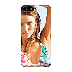 Top Quality Protection Rosie Huntington Whiteley Case Cover For Iphone 5/5s