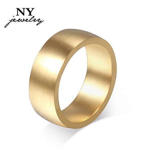 Uk S Design Fashion Metall Zeichnen Herren Ring 18 K Vergoldet