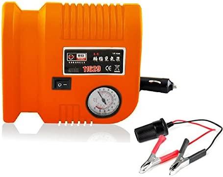 nuzamas Tire inflador portátil compresor de aire 150 PSI 3 ...