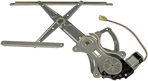 Dorman 748-220 Front Driver Side Power Window Regulator and Motor Assembly for Select Pontiac Models