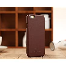 Ellie Lou Leather Bumper Case for Apple iPhone 6 (4.7-Inch) - Brown