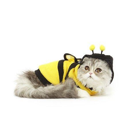 Bumblebee Cat Costume (Pet Bumblebee Costume)