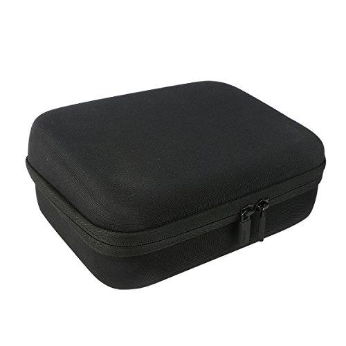 for Omron 10 Series Wireless Upper Arm Blood Pressure Monitor fits Wide-Range ComFit Cuff (BP786/BP785) Storage Oragnizer Hard Case Bag Box by co2CREA