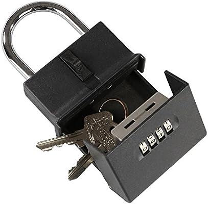 HMF 311-02 Caja Fuerte para Llaves con Cerradura de combinación ...