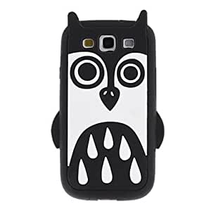 HP DFFierce Tiger Pattern Soft Silicone Case for Samsung Galaxy S3 I9300