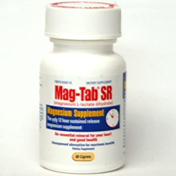 MAGNESIUM SLO RELEASE 84MG (BT)