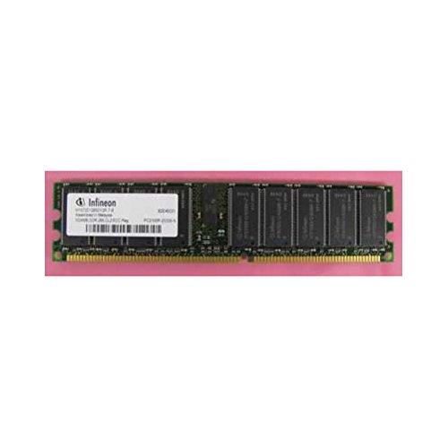 Infineon HYS72D128521GR-7-B PC2100R CL2 Reg DDR ECC 266 SDRAM 1GB Memory