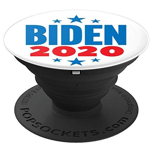 - Biden 2020 Elect Joe Biden Pop Socket - PopSockets Grip and Stand for Phones and Tablets