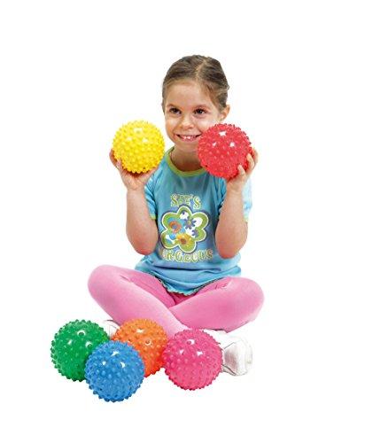 Gymnic Easy Grip Balls (Set of 6)