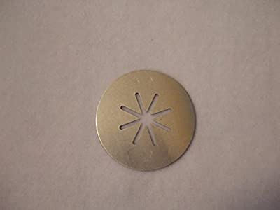 Wearever Super Shooter Snowflake Replacement Disc