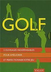 Golf : 3 ouvrages indispensables pour améliorer et perfectionner votre jeu