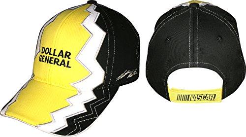 Nascar Adult Driver Sponsor Adjustable Electric Hat Cap Matt Kenseth  20 Dollar General