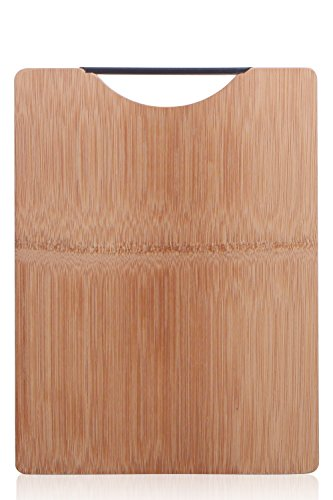 Fibevon NO GLUE--Bamboo Cutting Board - Kitchen Chopping Board-15