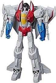 Figura Transformers Authentics Titan Changer Starscream - E7421 - Hasbro