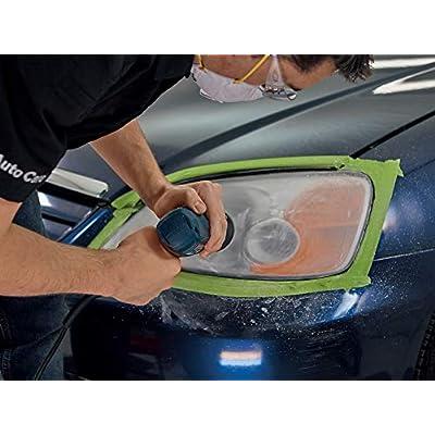 3M Headlight Lens Restoration System, 39008: Automotive