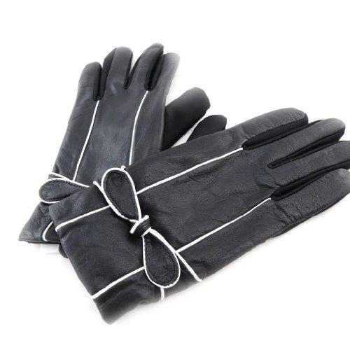 [リリーの宝 (Les Tresors De Lily)] (Clothilde コレクション) [J2684] 手袋 ブラック