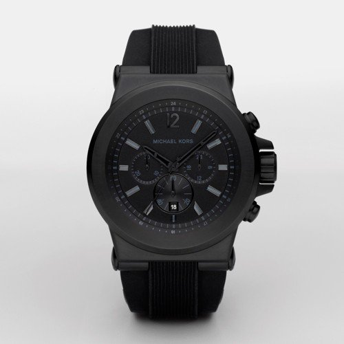 Michael Kors Black Dylan Watch Mk8152 by Michael Kors
