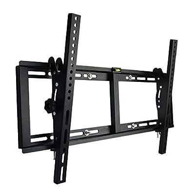 Sunydeal Tilt TV Wall Mount Bracket for Most 30 - 60 inch Vizio Samsung Sony LG TCL Sharp AQUOS LCD LED Plasma TV, VESA 200x200 300x300 400x400 600x400mm