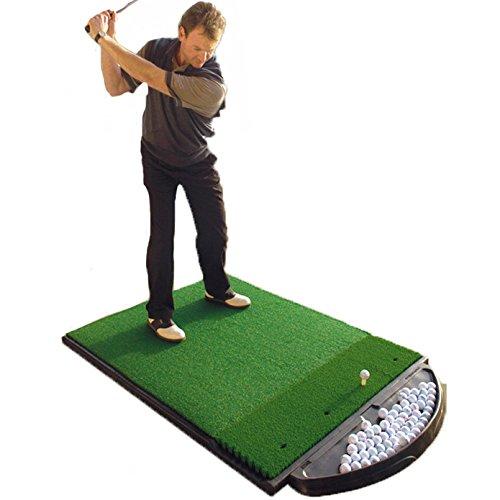 Fiberbuilt 4'x5' Golf Hitting Mat (Fiberbuilt)