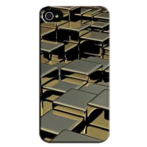 Slim Fit Protector For Iphone 4s Cover Case Black 7O2V1ySc9E