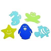 Apliques de baño antideslizantes Dreambaby, 10 unidades