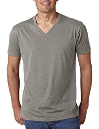 Premium CVC V-Neck T-Shirt