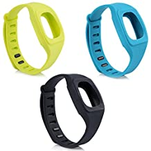 BillionPair Replacement Band for Fitbit Zip, Adjustable Wristband and Clip Holder for Choice, Multi-colors Aailable (Band Only, No Tracker)