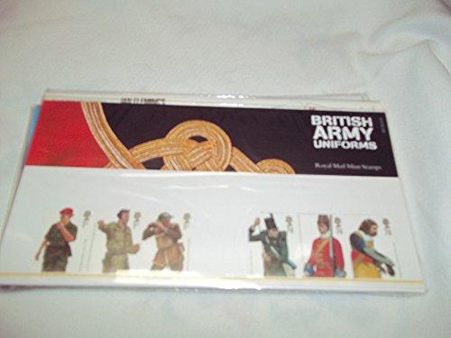 British Army Uniforms Presentation Pack 402