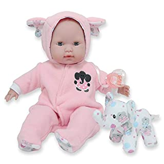 """JC Toys 15"""" Realistic Soft Body Baby Doll with Open/Close Eyes Berenguer Boutique 