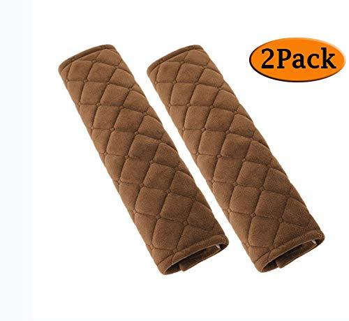 Andalus Seat Belt Covers,Car Belt Protector, Seat Belt Shoulder Pad for Car/Bag,Soft Comfort ()