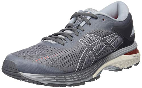 020 Kayano Mid Asics 25 Grey Carbon Running Gel Shoes Women's Grey qnvE6S