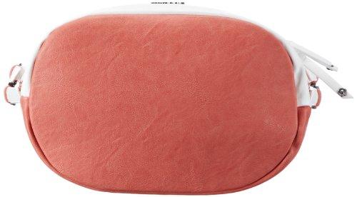 Tamaris Wendy Satchel A-1-100-65-302, Damen Schultertaschen 30x37x20 cm (B x H x T) Rot (Light Red 653)