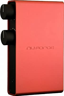 NuForce Icon-2 Integrated Desktop Amplifier with 24bit/96kHZ USB DAC and high performance headphone amplifier