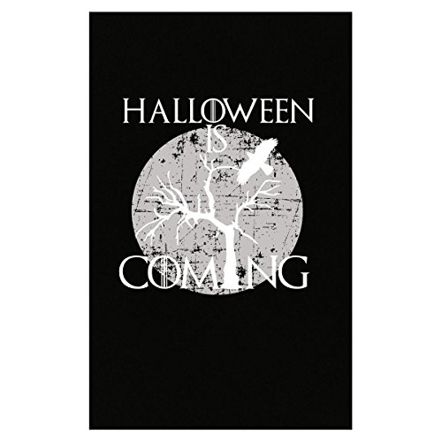Trick Or Treating Ideas For Costumes (Halloween Is Coming. Funny Trick Or Treating Costume Idea - Poster)