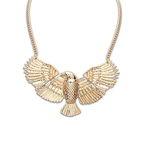 Eagle Choker Necklace - 7