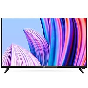 OnePlus 80 cm (32 inches) Y Series HD Ready LED Smart Android TV 32Y1 (Black) (2020 Model)