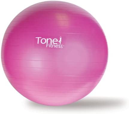 Tone Fitness Stability Ball Exercise Ball Exercise Equipment