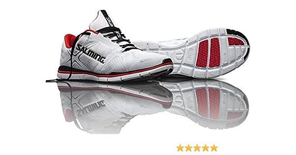 Salming Xplore Zapatillas de Running, Color Blanco, Talla 44.5 ...