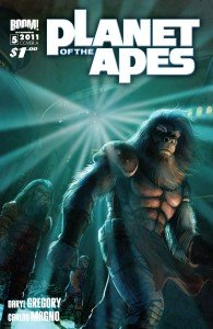 Download Planet of the Apes #5 PDF