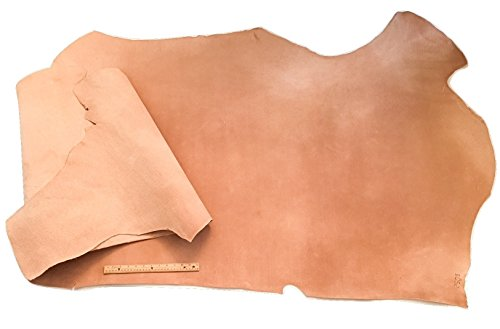 Leather Side Veg Tan Split Medium Weight 20+ Sf