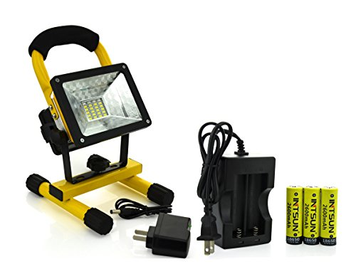 rechargeable led flood light - 2