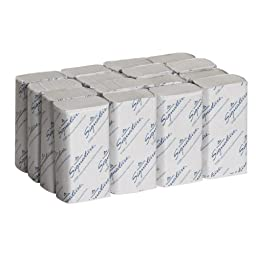 Georgia-Pacific 21000 Signature 2-Ply Premium Multifold Paper Towel, White, (WxL) 9.2\