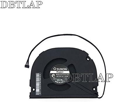 DBTLAP Laptop CPU Fan Compatible for Apple Airport Extreme A1470 A1521 Fan Sunon MG60121V1-C01U-S9A DC12V 4.20W 610-0179 BSB0712HC-HM01