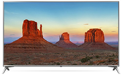 Price comparison product image LG Electronics 70UK6570PUB 70-Inch 4K Ultra HD Smart LED TV (2018 Model)