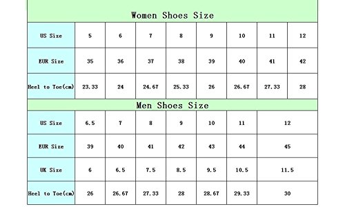 Sneaker Walking Fashion PZZ Shoes 5 Men's BEACH Colorful Running Women's Comfortable Stylish Mutil qFw8S4Y