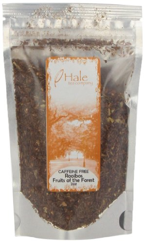 Hale Tea Rooibos, Fruits of the Forest, 2-Ounce
