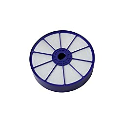 Dyson DC33 Animal, DC33 All Floor Replacement Bundle Filter Kit, 1 DC33 Washable Dust Cup Primary Filter, 1 DC33 Post Motor HEPA Exhaust Filter, Generic For 919563-02 921616-01. by Dust Care